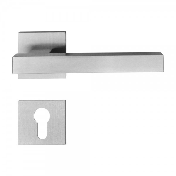 Resilient LC 801 Stainless Steel Lever Handles