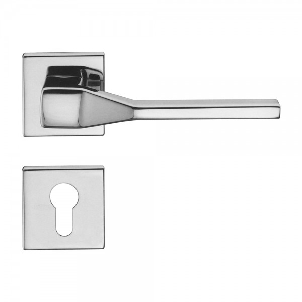 Resilient LC 802 Stainless Steel Lever Handles