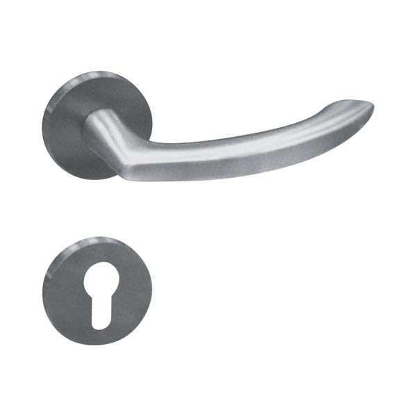Dorma SH810 Solid Stainless Steel Lever Handle