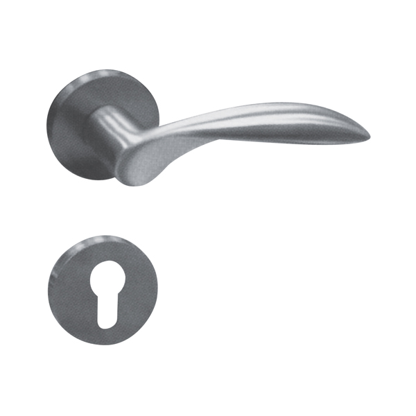 Dorma SH811 Solid Stainless Steel Lever Handle