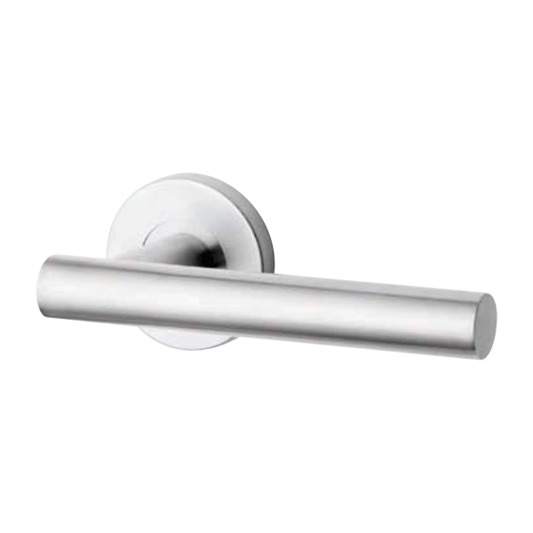 Lockwood H08 Tubular Stainless Steel Lever Handle