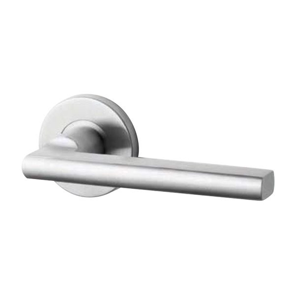 Lockwood S04 Solid Stainless Steel Lever Handle
