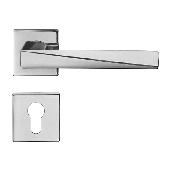 Resilient LC 803 Stainless Steel Lever Handle
