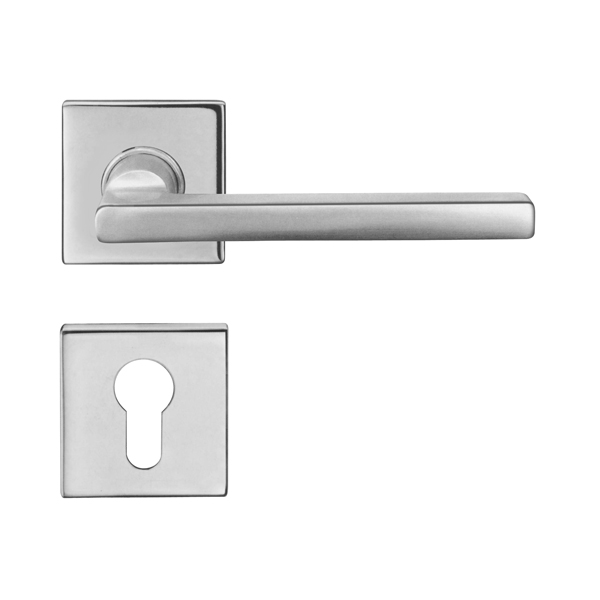 Resilient LC 841Solid Stainless Steel Lever Handle