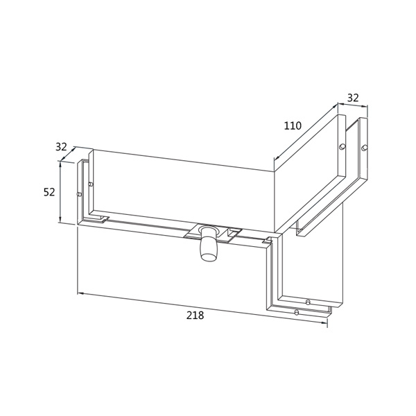 HARDEE HT41 Overpanel And Side Patch With Pivot And Fin