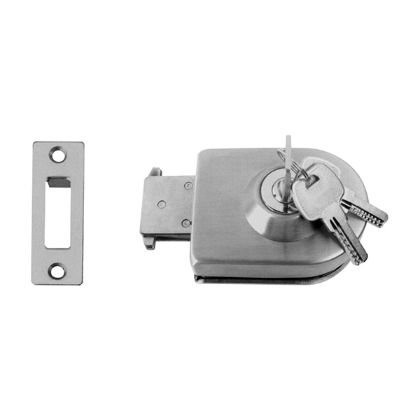 HARDEE SDG 8611 Clamp Type Glass Door Lock
