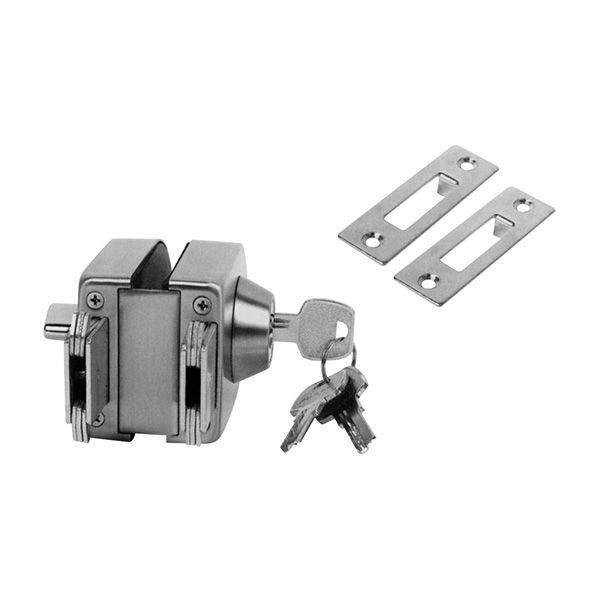 HARDEE SDG 8620 Clamp Type Glass Door Lock