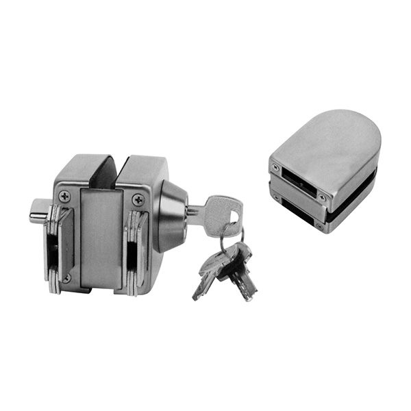 HARDEE SDG 8621 Clamp Type Glass Door Lock