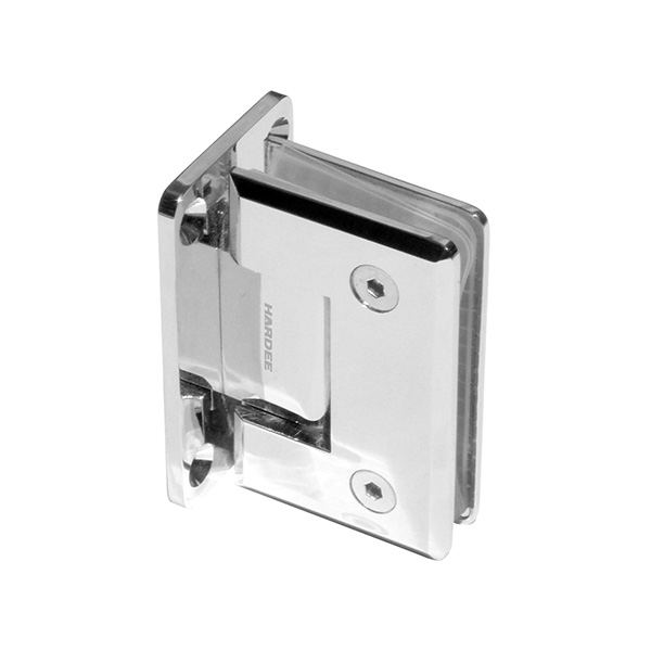 HARDEE SDH 101-90 90˚Glass To Wall Shower Hinge