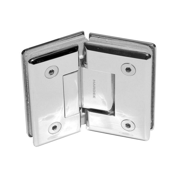 HARDEE SDH 102-135 135˚Glass To Glass Shower Hinge