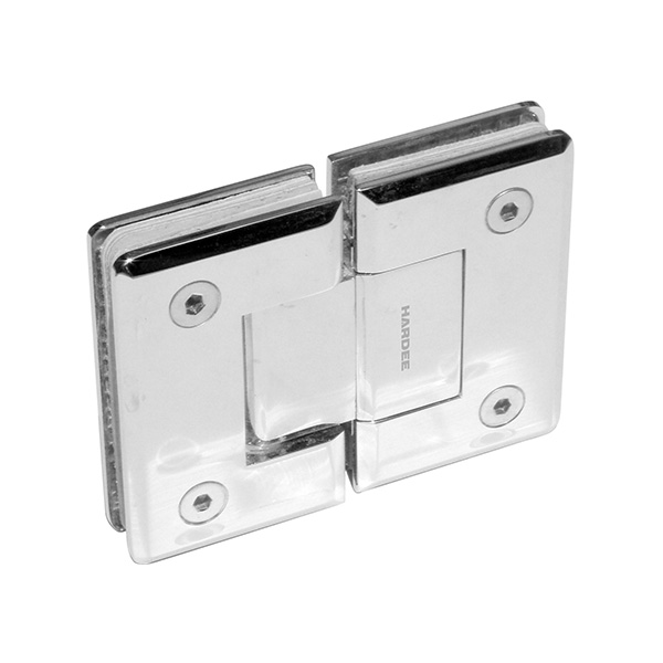 HARDEE SDH 102-180 180˚ Glass To Glass Shower Hinge