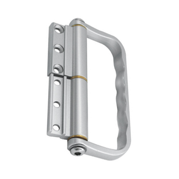RESILIENT RLH 109 Middle hinge with handle for bifold door