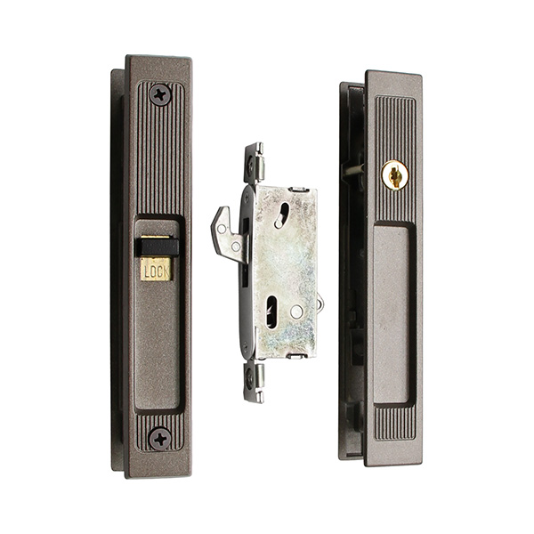 DLC 4420 Sliding Door Flush Lock With Single Key