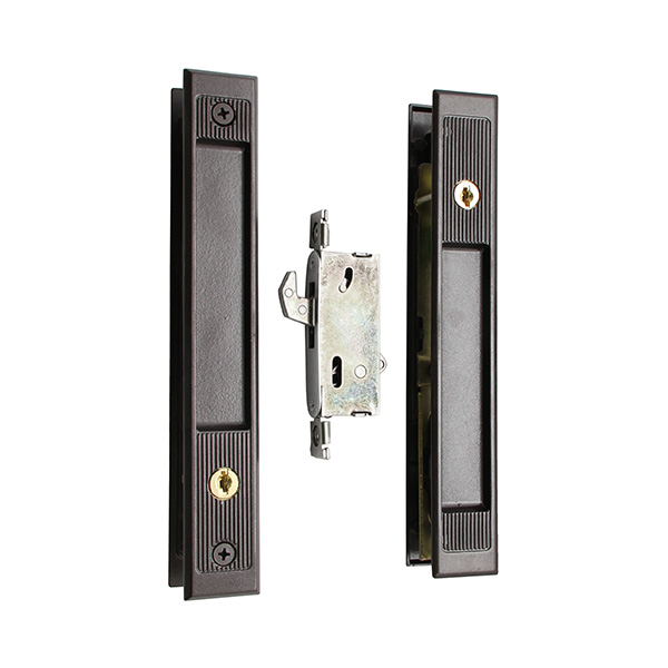 Dlc 4430 Sliding Door Flush Lock With Double Key