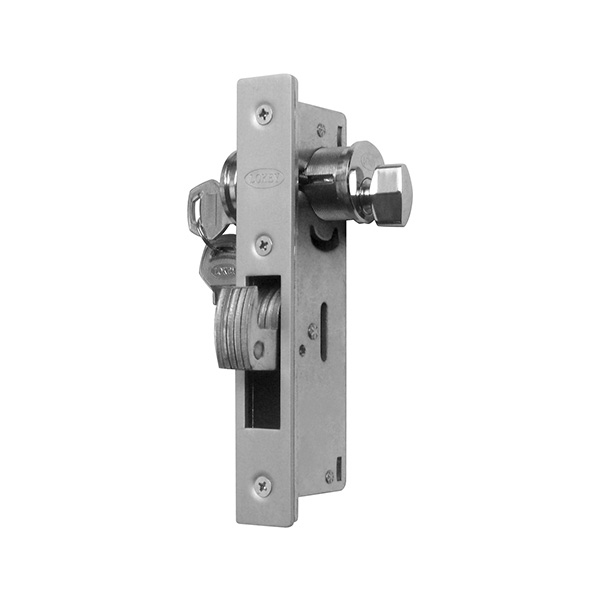 Lokey 4128 DC / TT Hook Lock with Single / Double Cylinder