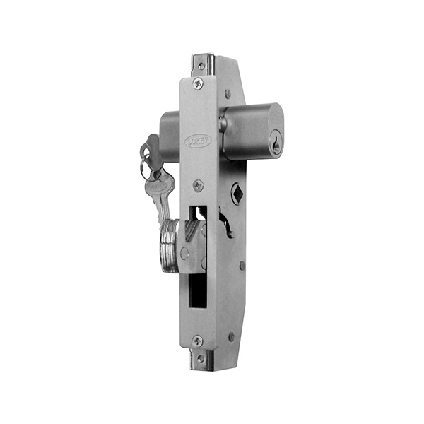 Lokey 591 Hook Lock with Double Cylinder