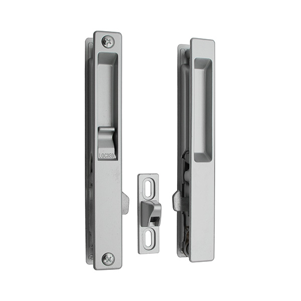 Resilient A5 Sliding Door Flush Lock Without Key