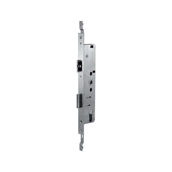 Resilient MLT 330 Narrow Stile Mortise Lock with Transmitter and Reversible Latch