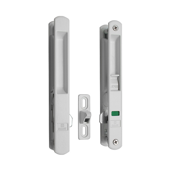 Resilient SFL 02 Sliding Door Indicator Flush Lock Without Key