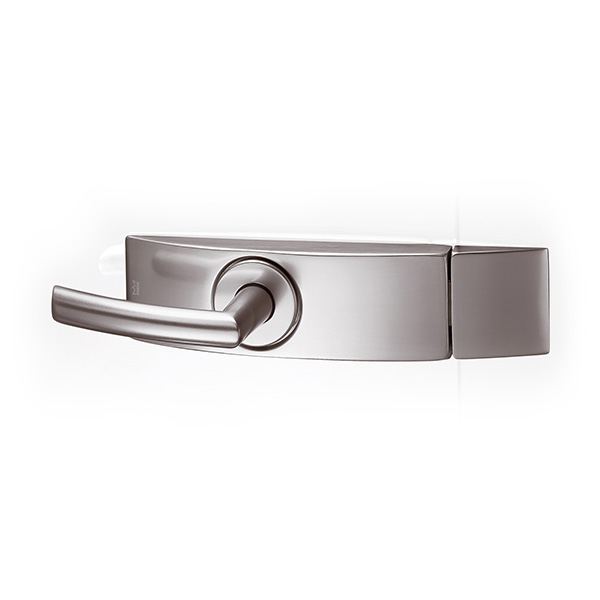 Dorma Arcos Studio Glass Door Lock With Lever Handle